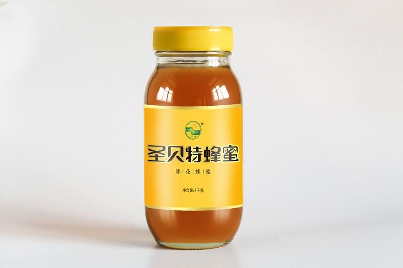 1000g 枣花蜂蜜